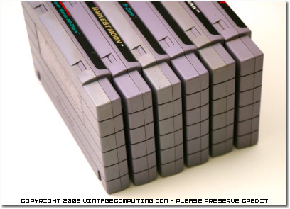 Discolored SNES